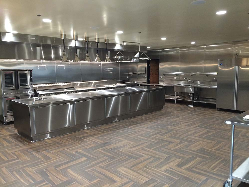 Restaurant Kitchen Builders r.d. pinualt company - custom builders